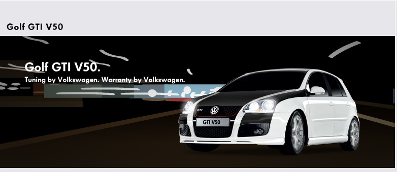 Volkswagen Golf Limited Edition