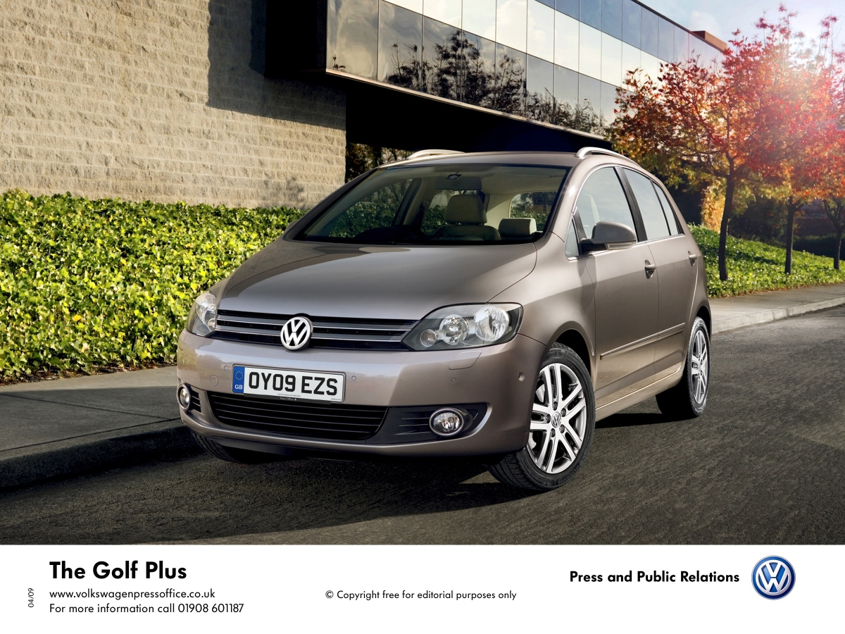 Volkswagen Golf Plus 1.4
