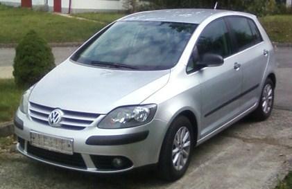 Volkswagen Golf Plus 1.9 TDi Trendline