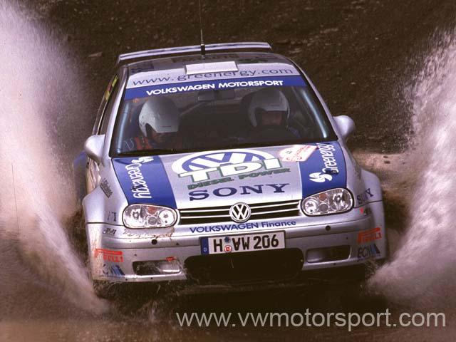 Volkswagen Golf Rally