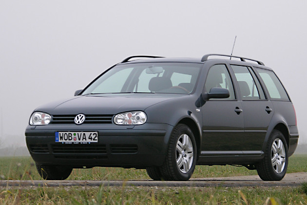 Volkswagen Golf Variant 2.0 Bi-Fuel
