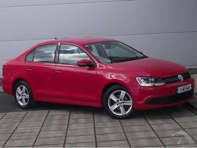 Volkswagen Jetta 1.6 TDi Comfortline