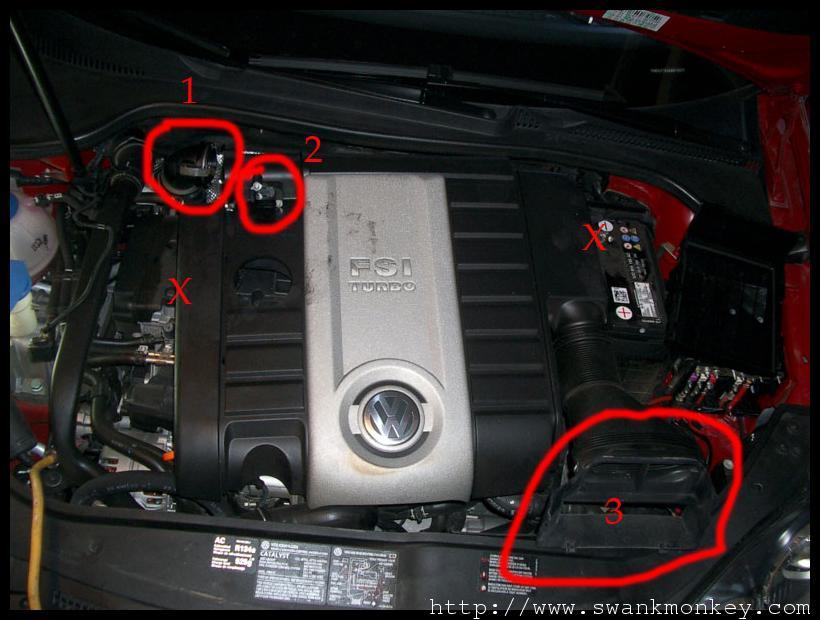 Volkswagen Jetta 2.0T FSi