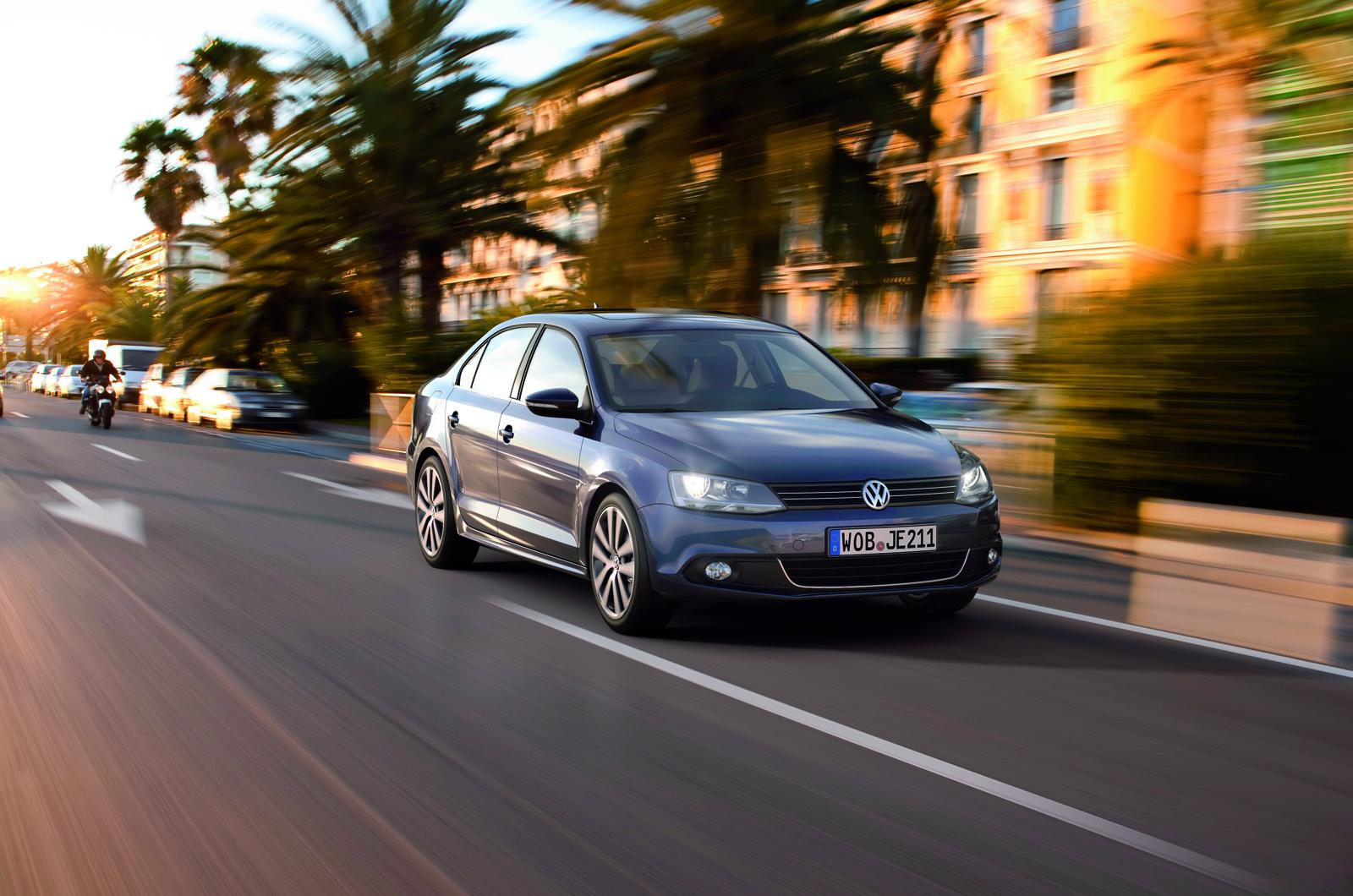 Volkswagen Jetta 2.0 TDI DSG