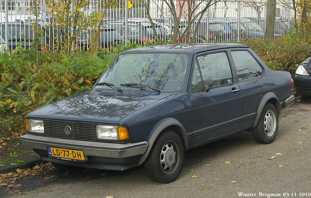 Volkswagen Jetta C