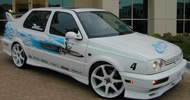Volkswagen Jetta GLX