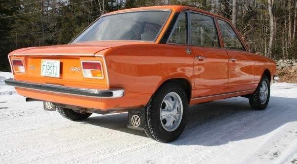 Volkswagen K 70