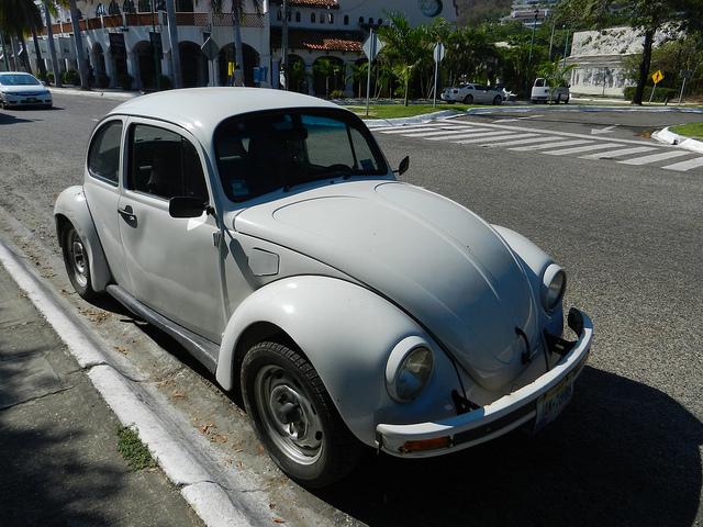 Volkswagen Kafer 1600 i (Mexico)