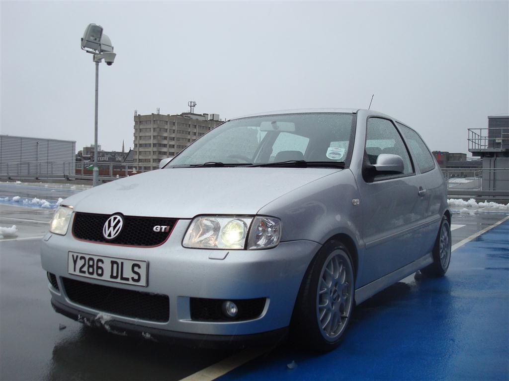 Volkswagen Lupo 1.6 GTi