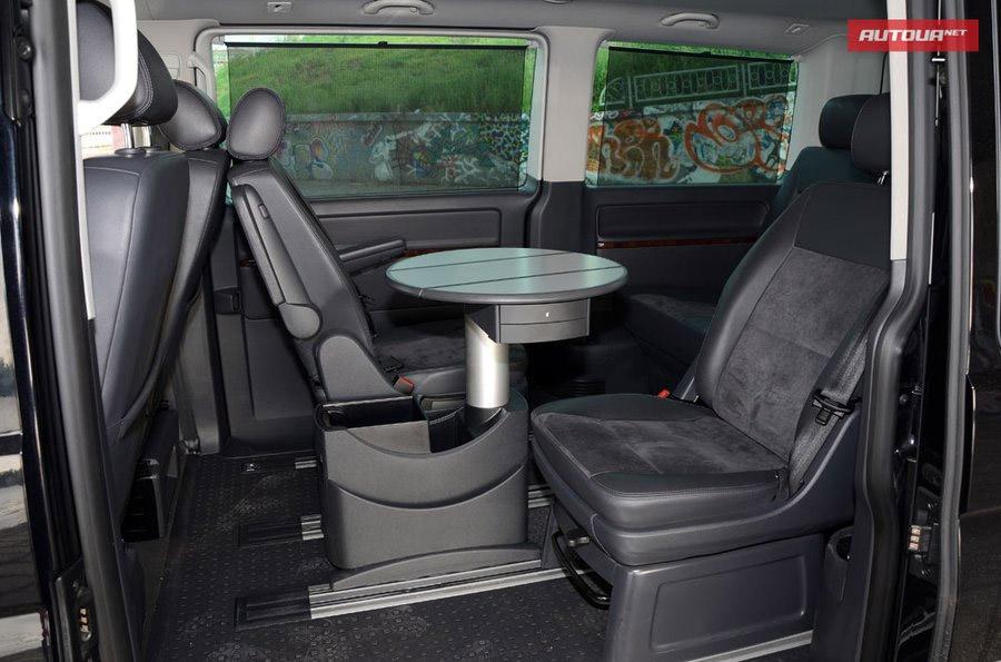 Volkswagen Multivan 2.0 MT Comfortline