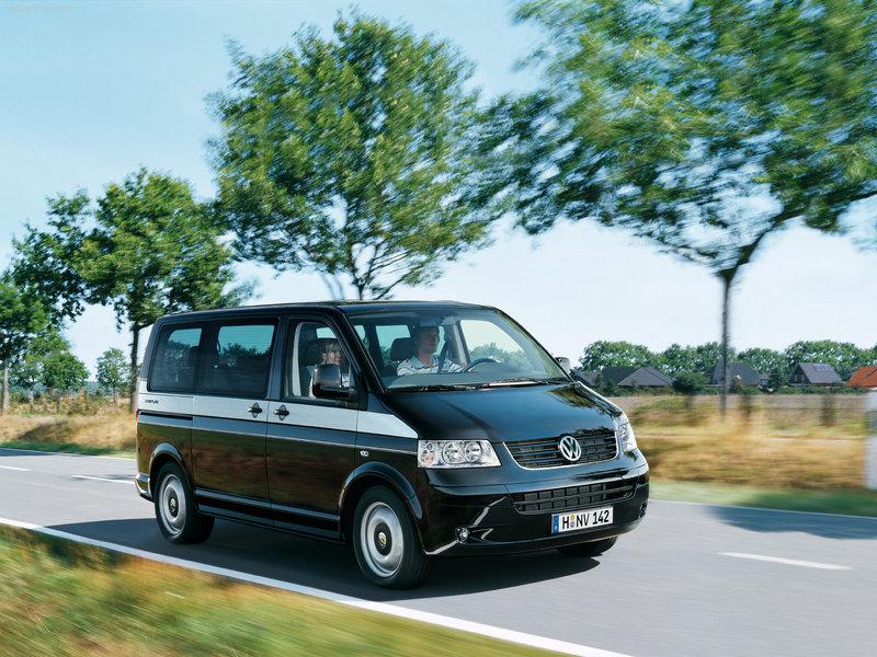 Volkswagen Multivan 2.4 SD MT