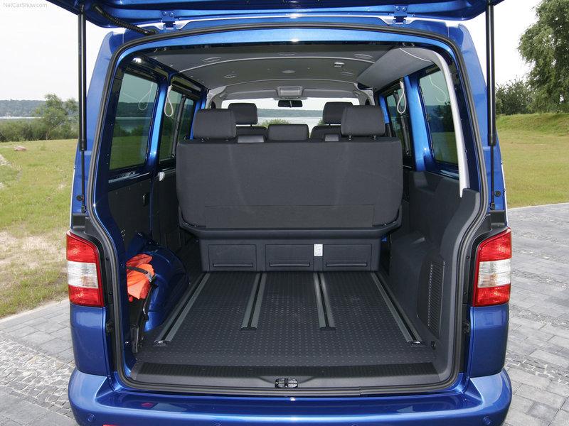 Volkswagen Multivan 2.5 TDI 174hp MT