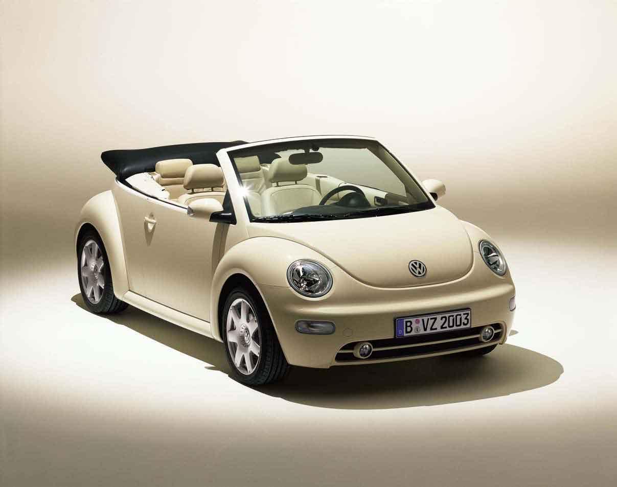Volkswagen New Beetle 1.4 Cabriolet