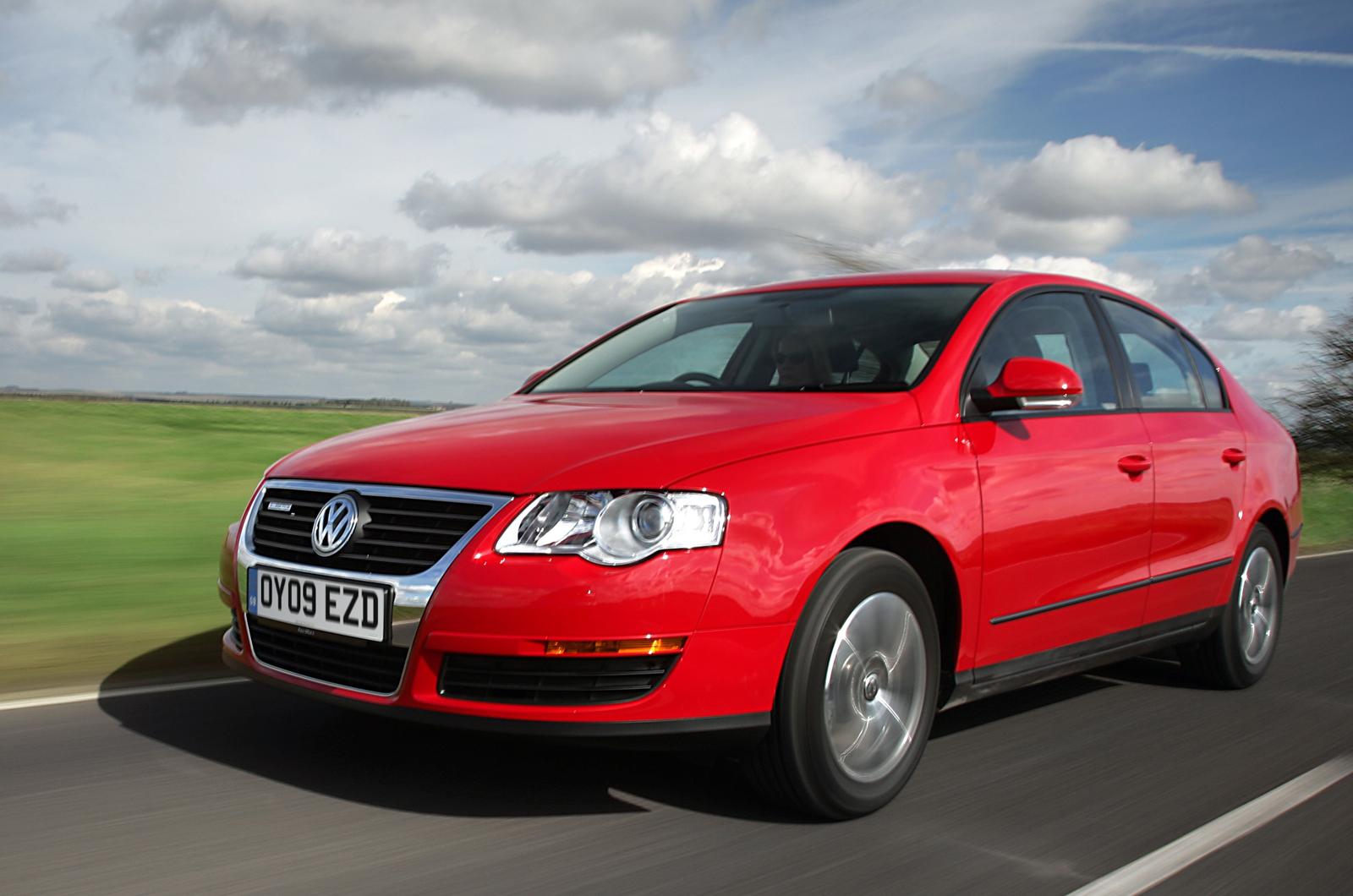 Volkswagen Passat 1.8 TDi BlueMotion