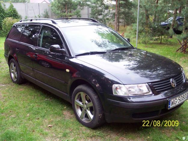 Volkswagen Passat 1.9 TDi 4Motion