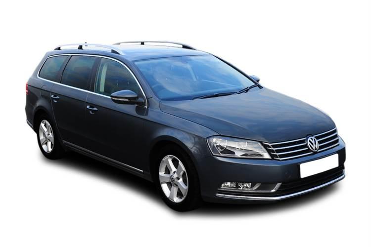 Volkswagen Passat 1.4 TSI BlueMotion DSG
