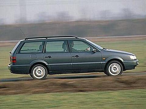 Volkswagen Passat 1.8 Syncro MT