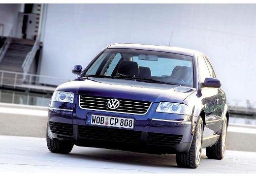 Volkswagen Passat 1.9 TD