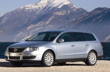 Volkswagen Passat 2.0 TDi