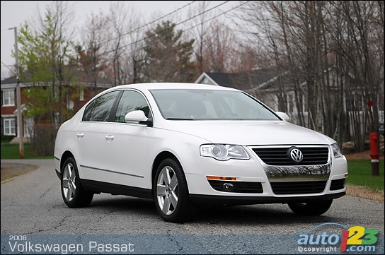 Volkswagen Passat 2.0T