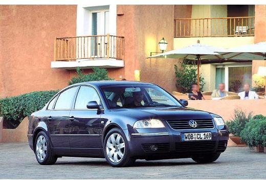 Volkswagen Passat 2.5 4Motion