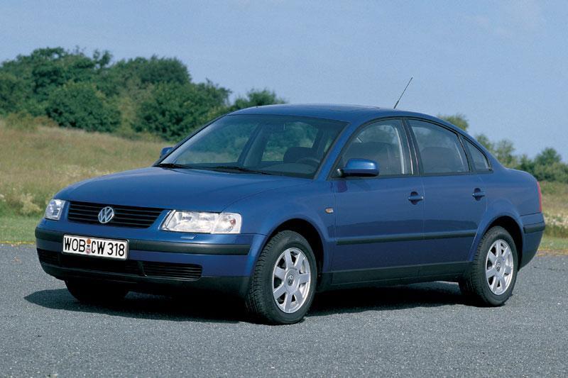 Volkswagen Passat 2.5 TDi Comfortline