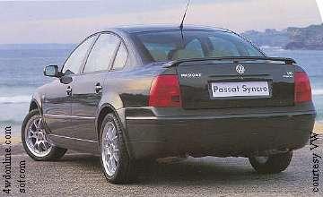 Volkswagen Passat 2.8