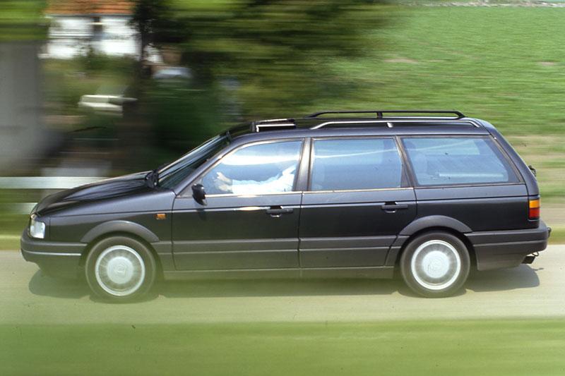 Volkswagen Passat 2.0 i Syncro