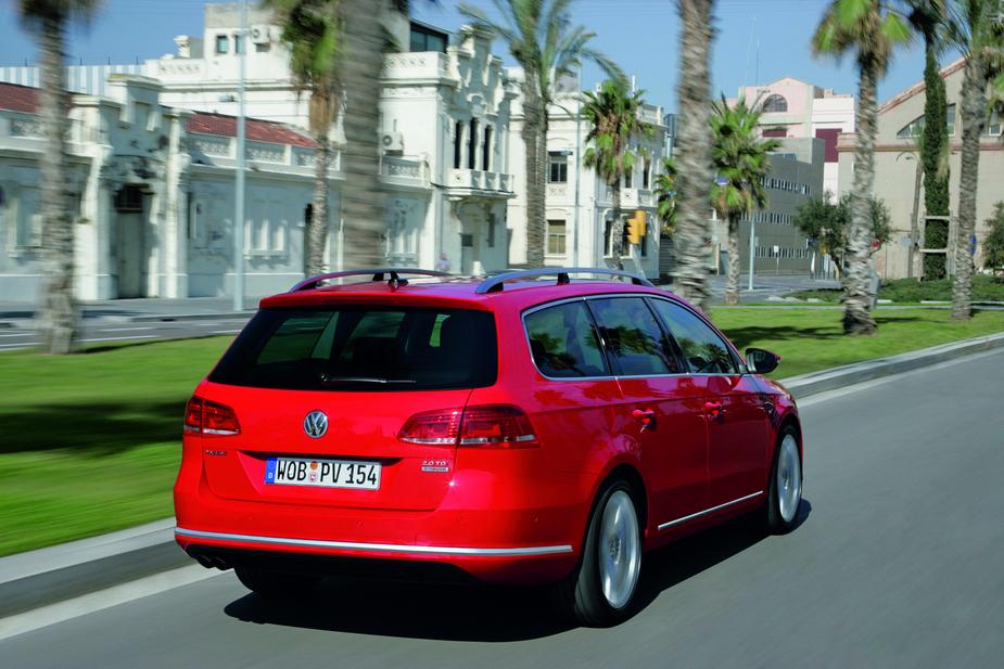 Volkswagen Passat 2.0 TDI BlueMotion 140hp DSG