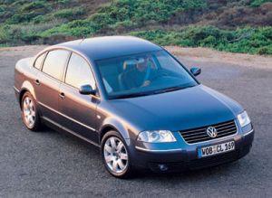 Volkswagen Passat 2.5 TDI AT