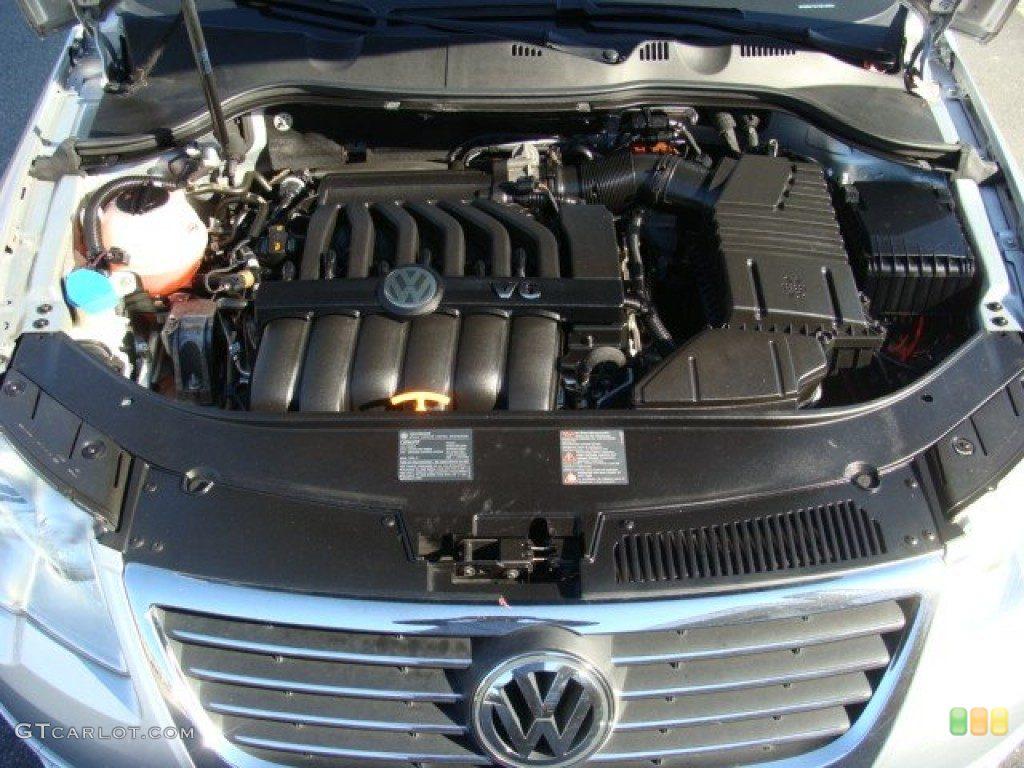 Volkswagen Passat 3.6 Wagon VR6 4Motion