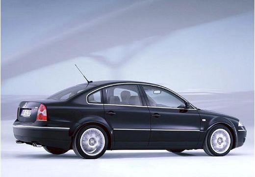 Volkswagen Passat 4.0 W8 4Motion