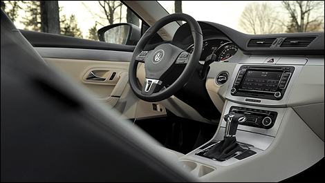 Volkswagen Passat CC 2.0 TSi