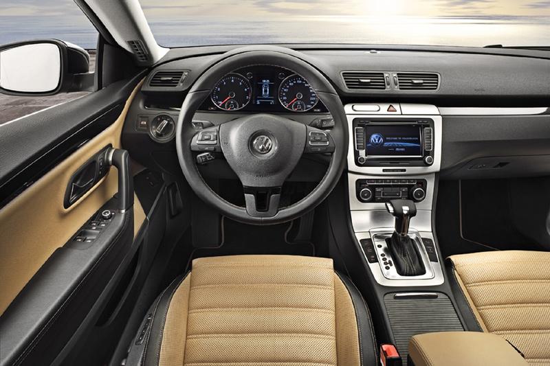 Volkswagen Passat CC 3.6 V6 4Motion