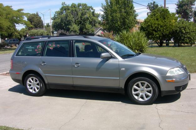 Volkswagen Passat GLS Wagon