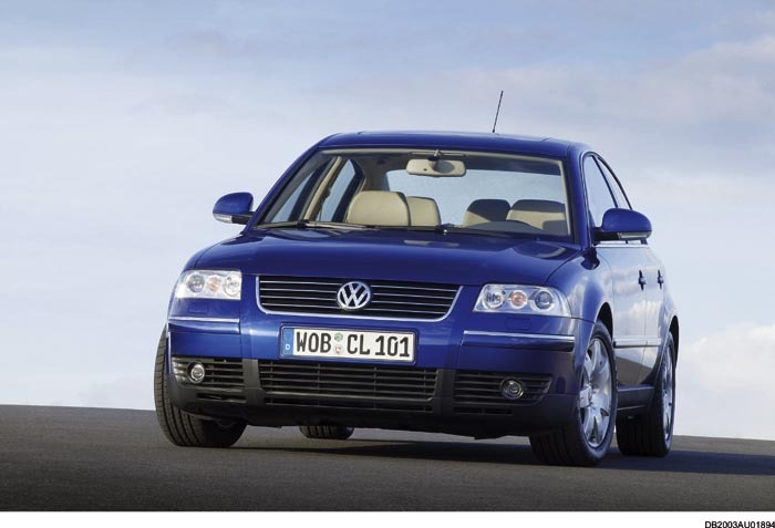 Volkswagen Passat TDI Automatic