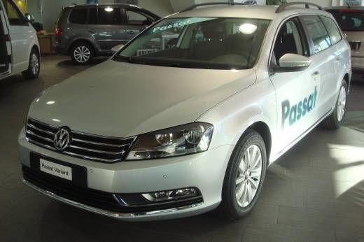 Volkswagen Passat Variant 1.4 TSI BlueMotion