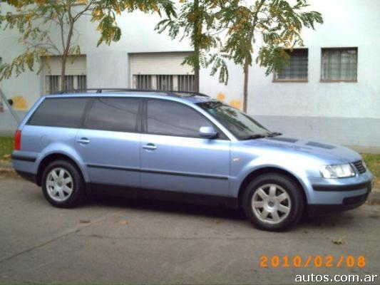 Volkswagen Passat Variant 1.8 Turbo