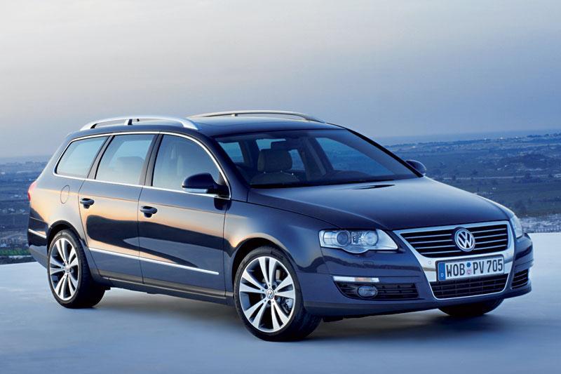 Volkswagen Passat Variant 1.9 BlueMotion