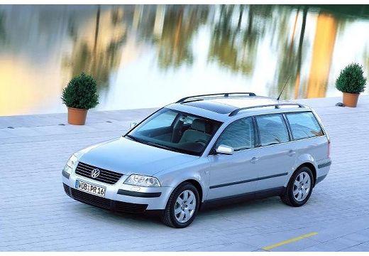 Volkswagen Passat Variant 1.9 TDi 4Motion