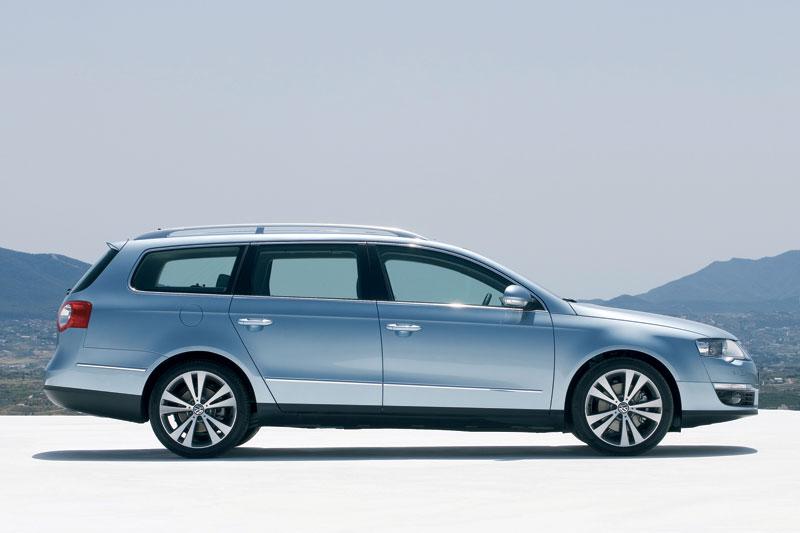 Volkswagen Passat Variant 2.0 TDi 4Motion