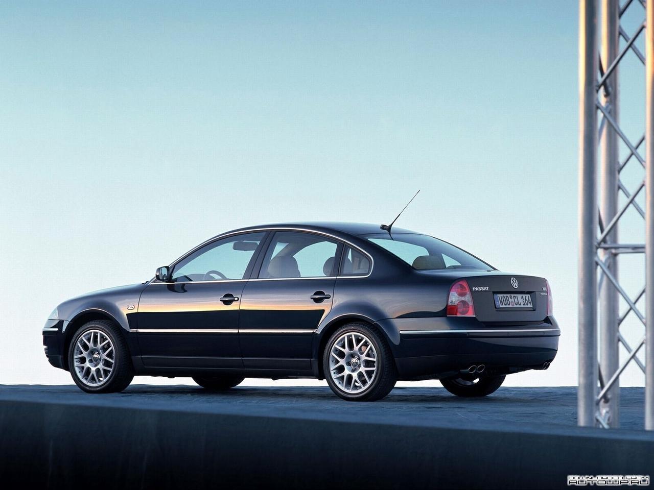 Volkswagen Passat W8