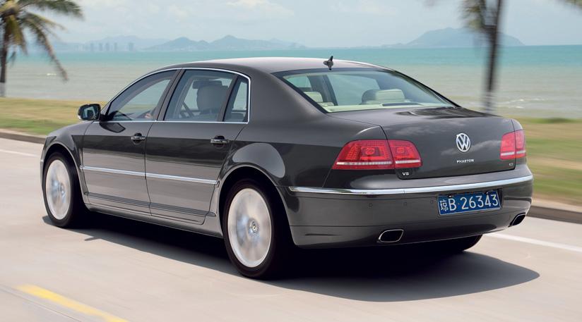 Volkswagen Phaeton 3.0 V6 TDi