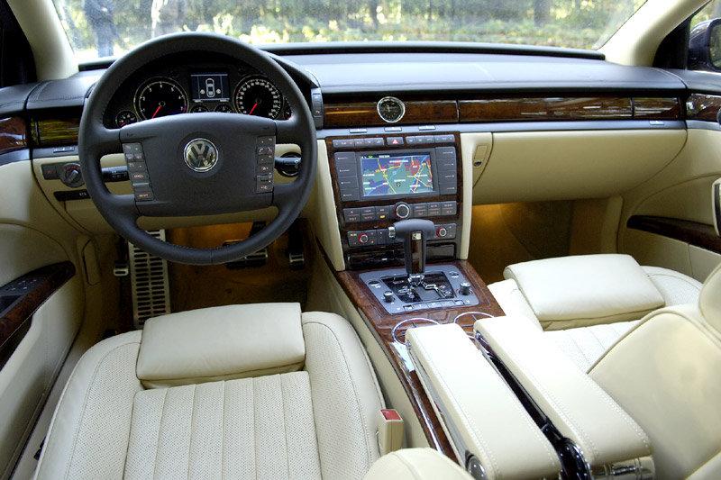 Volkswagen Phaeton 4.2