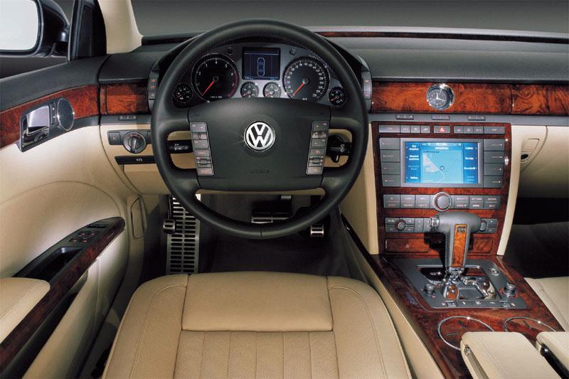Volkswagen Phaeton 6.0 W12 4Motion