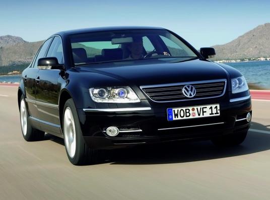 Volkswagen Phaeton V6