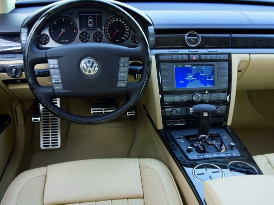 Volkswagen Phaeton V6 Automatic