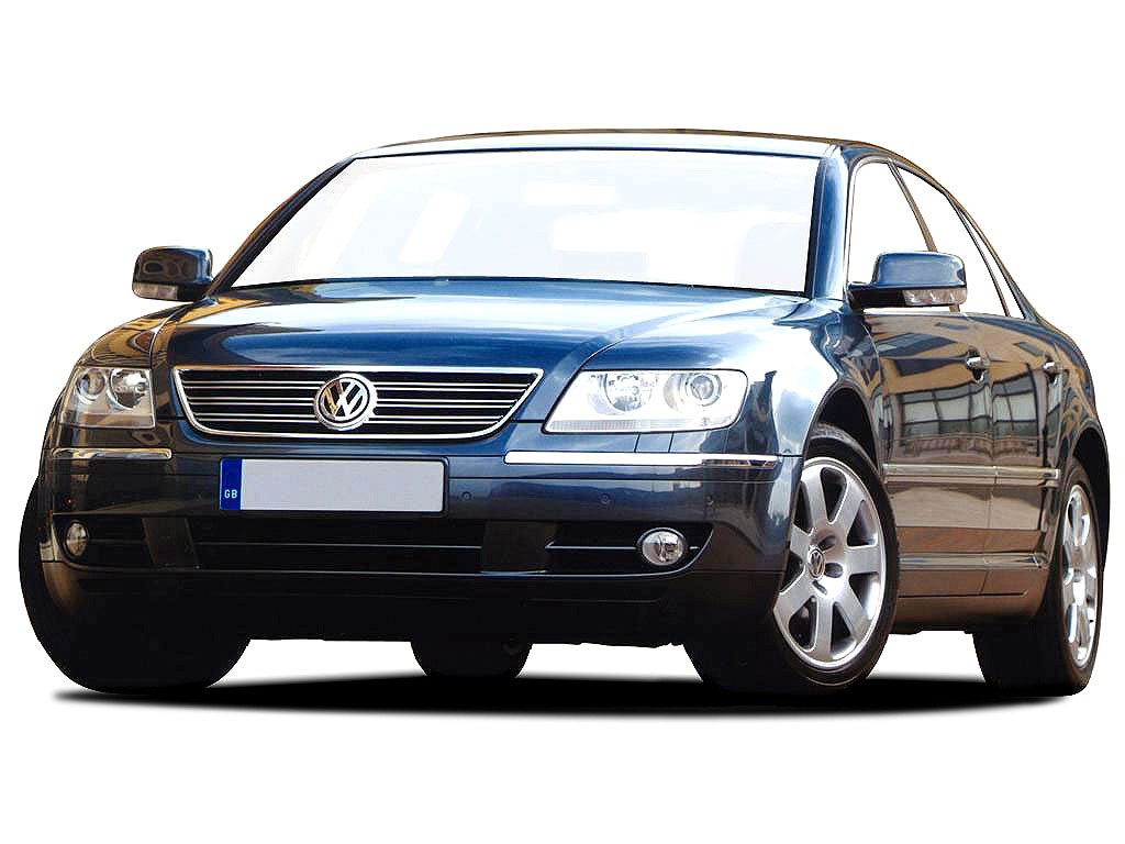 Volkswagen Phaeton W12 4Motion