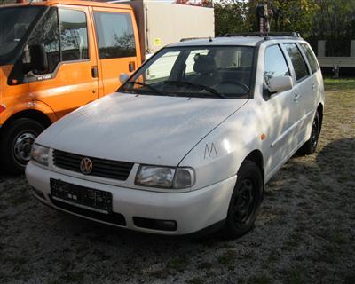 Volkswagen Polo 1.9 D Variant