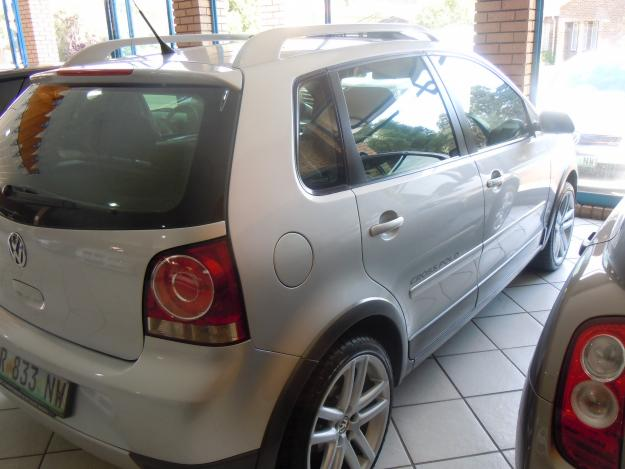Volkswagen Polo 1.9 TDi Cross